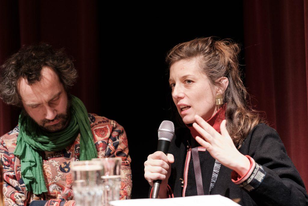 Antonin Peretjatko, Susanne Kennedy © Manuel Schäfer